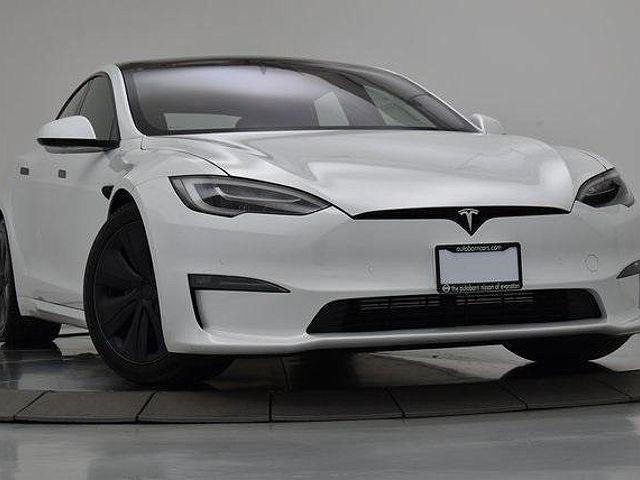 2021 Tesla Model S Plaid for sale in Evanston, IL