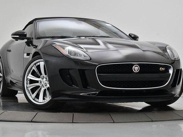 2015 Jaguar F-TYPE V8 S for sale in Evanston, IL