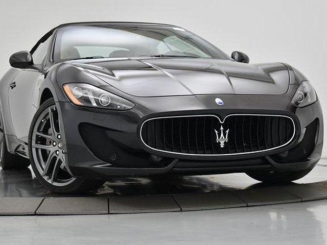 2014 Maserati GranTurismo Convertible Sport/MC for sale in Evanston, IL