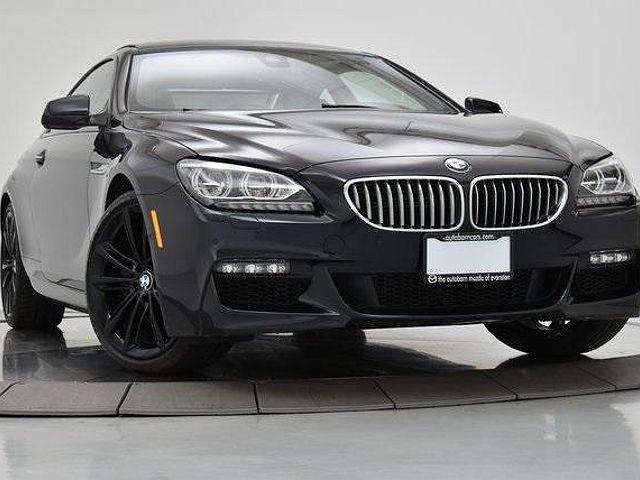 2013 BMW 6 Series 650i xDrive for sale in Evanston, IL