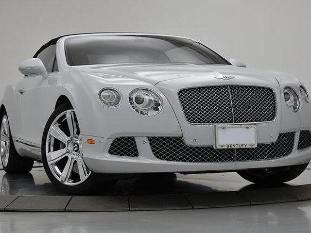 2013 Bentley Continental GT 2dr Conv for sale in Evanston, IL