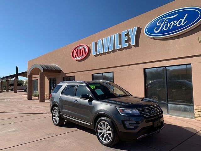 2017 Ford Explorer Limited for sale in Sierra Vista, AZ