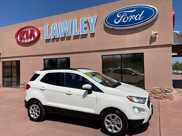2021 Ford EcoSport SE for sale in Sierra Vista, AZ