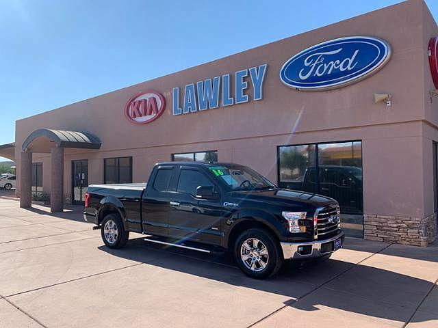 2016 Ford F-150 XLT for sale in Sierra Vista, AZ