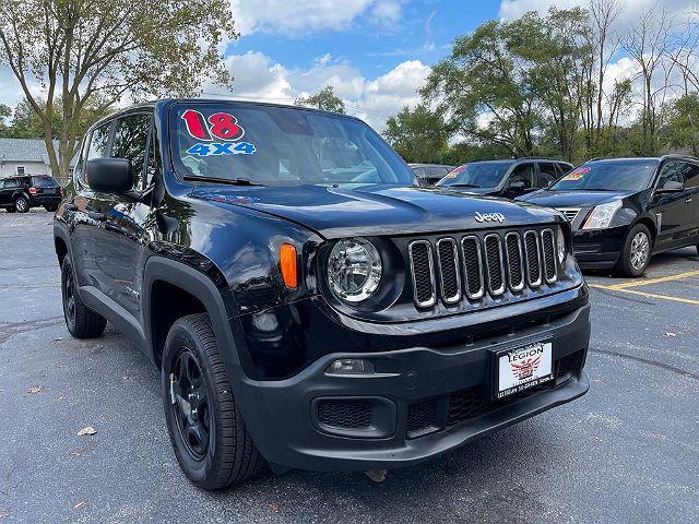 2018 Jeep Renegade Sport for sale in Aurora, IL