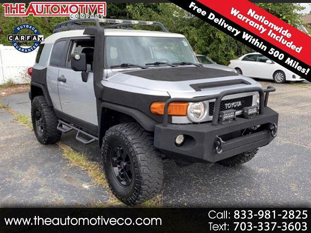 2008 Toyota FJ Cruiser 4WD 4dr Auto (Natl) for sale in Chantilly, VA