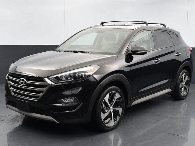 2017 Hyundai Tucson Limited for sale in Houston, TX