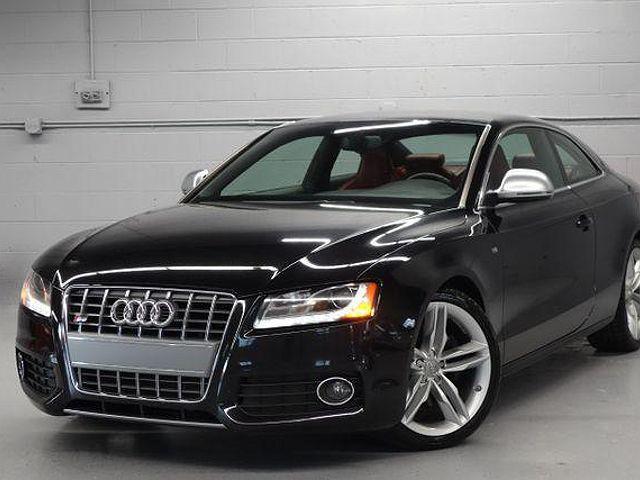 2009 Audi S5 2dr Cpe Auto for sale in Addison, IL