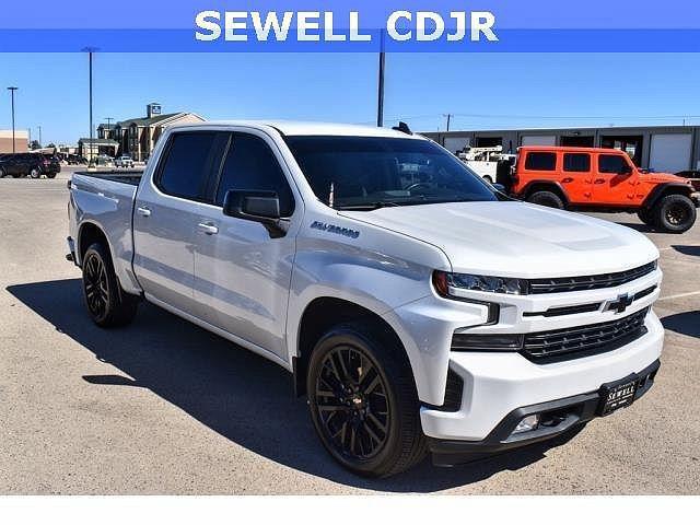 2020 Chevrolet Silverado 1500 RST for sale in Andrews, TX