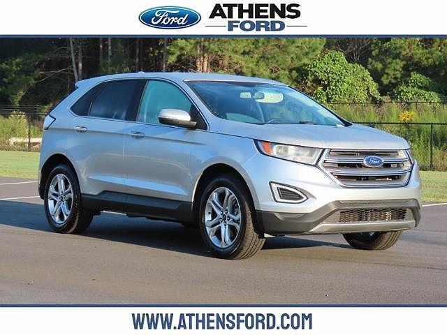 2018 Ford Edge Titanium for sale in Athens, GA