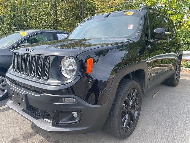 2018 Jeep Renegade Altitude for sale in Cornelius, NC