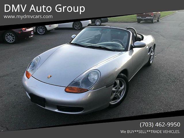 2000 Porsche Boxster 2dr Roadster Manual for sale in Falls Church, VA