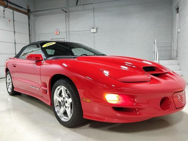 2001 Pontiac Firebird Trans Am for sale in Carol Stream, IL