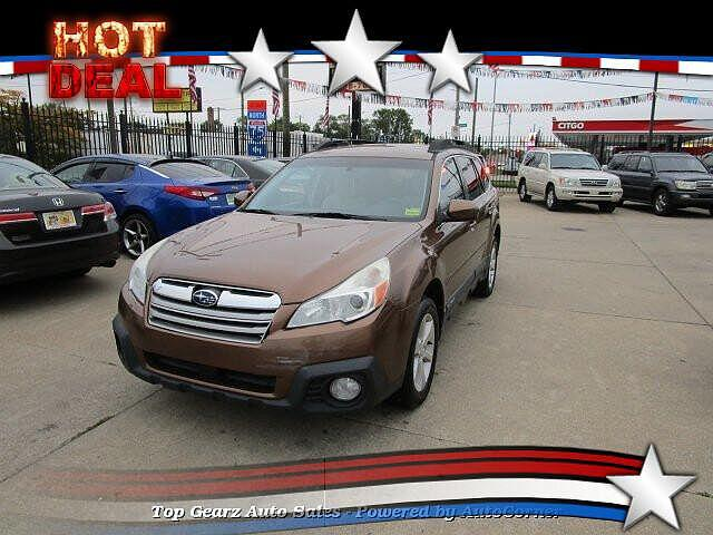 2013 Subaru Outback 2.5i Premium for sale in Detroit, MI