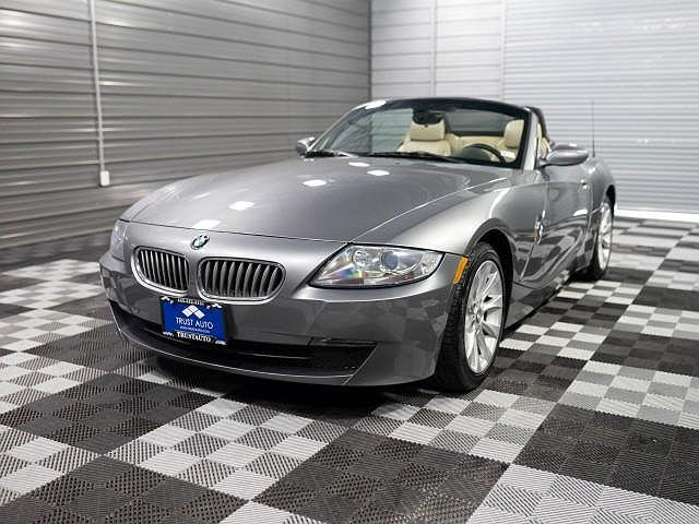 2008 BMW Z4 3.0si for sale in Sykesville, MD