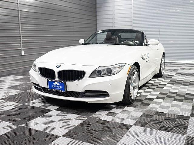 2014 BMW Z4 sDrive28i for sale in Sykesville, MD
