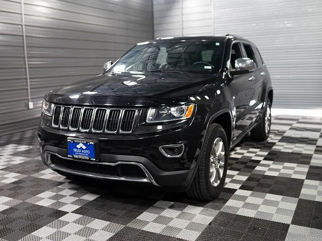 2014 Jeep Grand Cherokee Limited for sale in Sykesville, MD