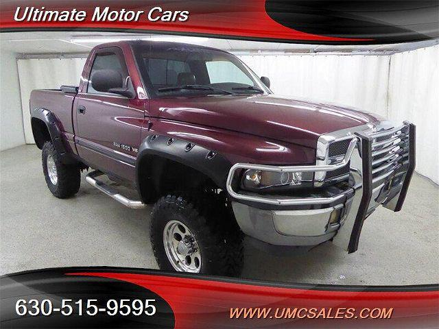 """2001 Dodge Ram 1500 2dr Reg Cab 119"""" WB 4WD for sale in Downers Grove, IL"""