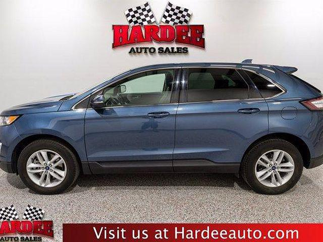 2018 Ford Edge SEL for sale in Conway, SC