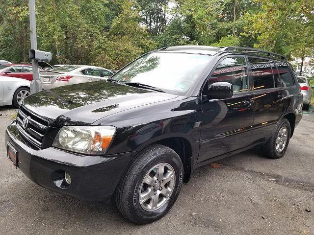 2004 Toyota Highlander Limited for sale in Butler, NJ
