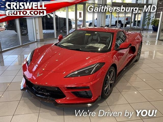 2021 Chevrolet Corvette 3LT for sale in Gaithersburg, MD