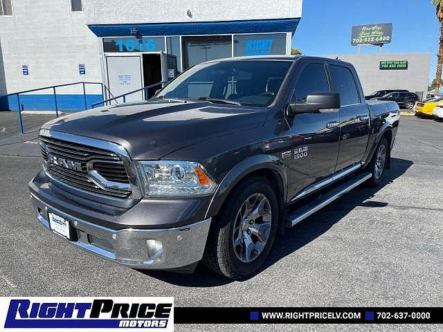 2017 Ram 1500 Limited for sale in Las Vegas, NV