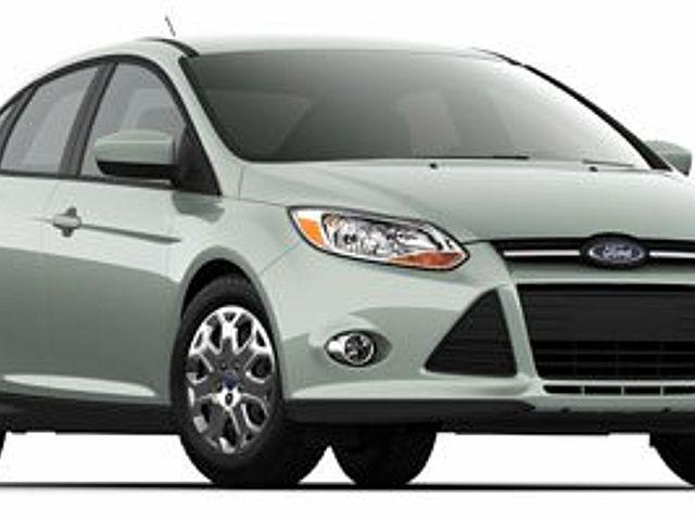 2012 Ford Focus S for sale in Denton, TX