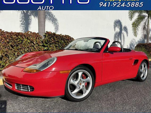 2001 Porsche Boxster S for sale in Sarasota, FL