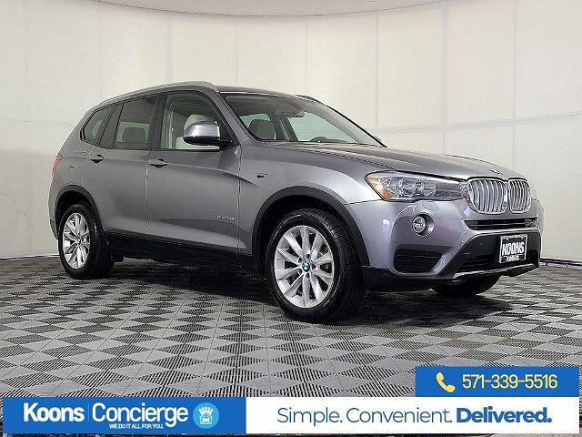 2017 BMW X3 sDrive28i for sale in Vienna, VA