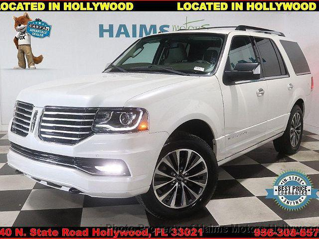 2015 Lincoln Navigator 2WD 4dr for sale in Hollywood, FL