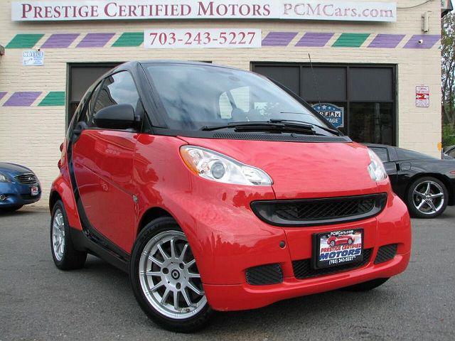 2012 smart fortwo Passion for sale in Falls Church, VA