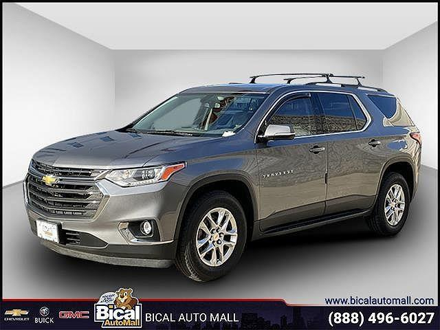 2019 Chevrolet Traverse LT Cloth for sale in Brooklyn, NY