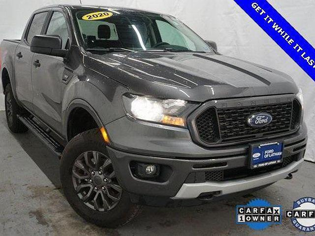 2020 Ford Ranger XLT for sale in Latham, NY