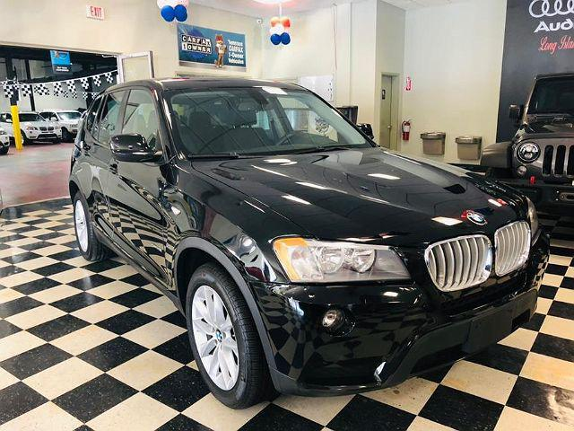 2014 BMW X3 xDrive35i for sale in Amityville, NY