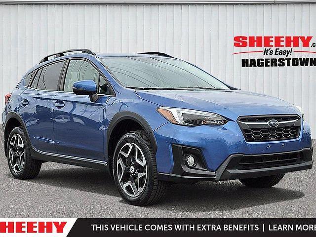 2018 Subaru Crosstrek Limited for sale in Hagerstown, MD