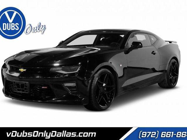 2017 Chevrolet Camaro 1SS for sale in Dallas, TX