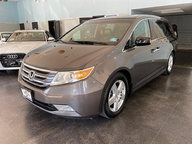 2011 Honda Odyssey Touring for sale in Union, NJ