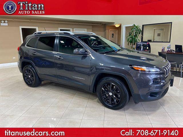 2015 Jeep Cherokee for sale near Worth, IL