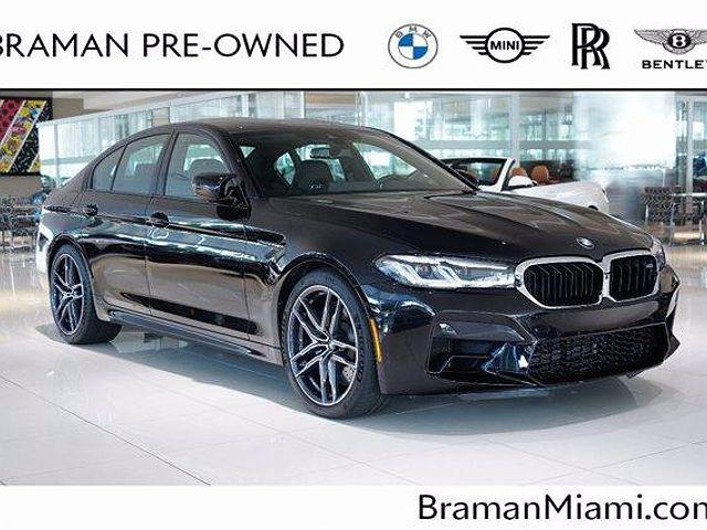 2021 BMW M5 Sedan for sale in Miami, FL