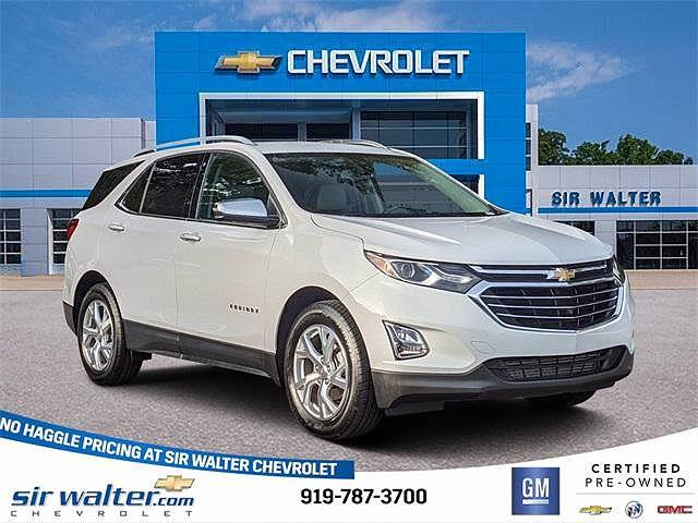 2020 Chevrolet Equinox Premier for sale in Raleigh, NC