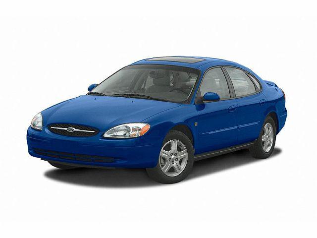 2002 Ford Taurus SEL for sale in Grand Ledge, MI