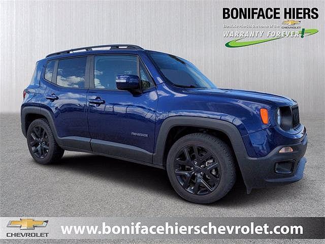 2017 Jeep Renegade Altitude for sale in Melbourne, FL