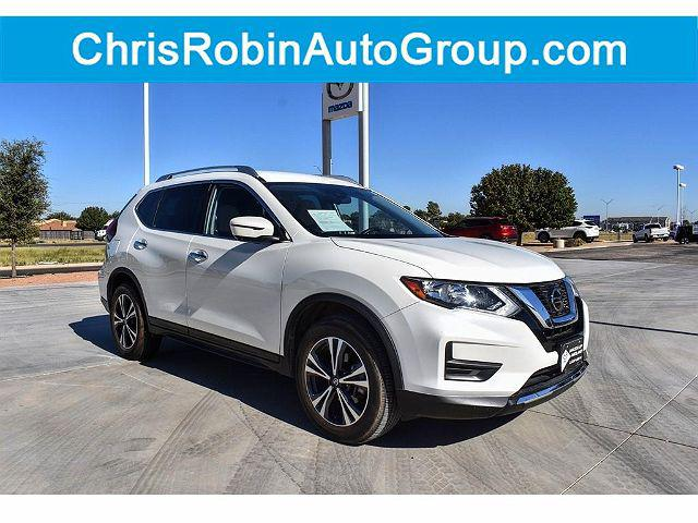 2020 Nissan Rogue SV for sale in Odessa, TX