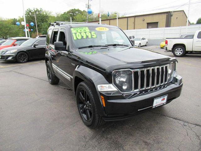 2012 Jeep Liberty Limited Jet for sale in Crest Hill, IL