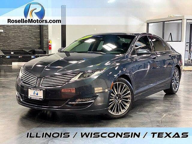 2014 Lincoln MKZ 4dr Sdn AWD for sale in Roselle, IL