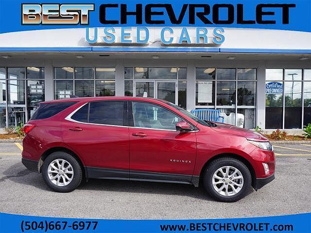 2020 Chevrolet Equinox LT for sale in Kenner, LA