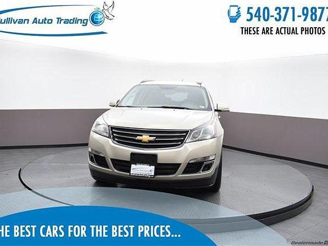 2016 Chevrolet Traverse LT for sale in Fredericksburg, VA