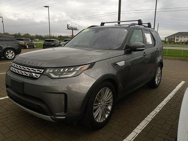 2017 Land Rover Discovery HSE for sale in Crown Point, IN