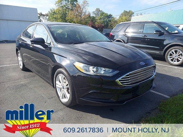 2018 Ford Fusion SE for sale in Lumberton, NJ
