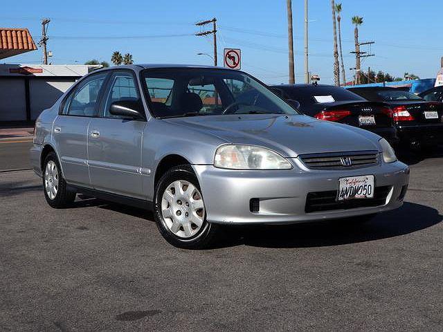 2000 Honda Civic VP for sale in Laguna Beach, CA